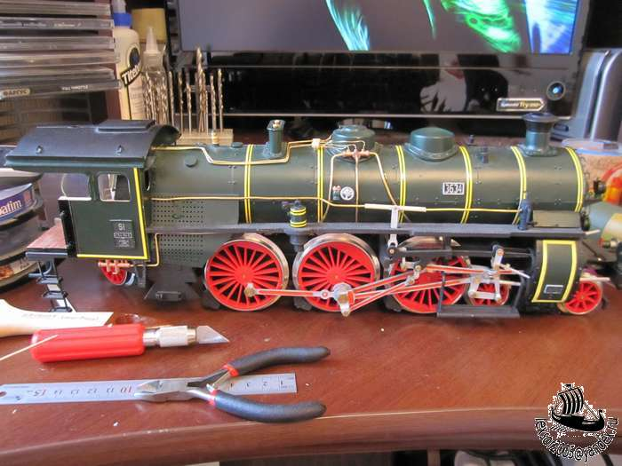 Как сделать макет для моделей поездов